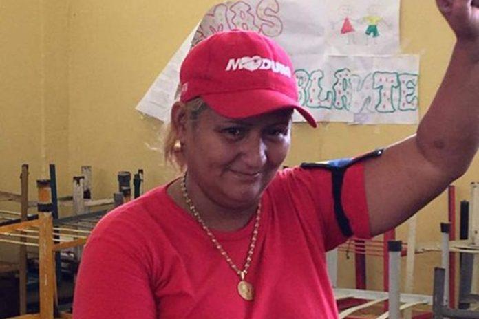 alcaldesa de Cojedes