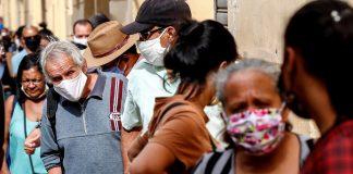 Latinoamérica coronavirus