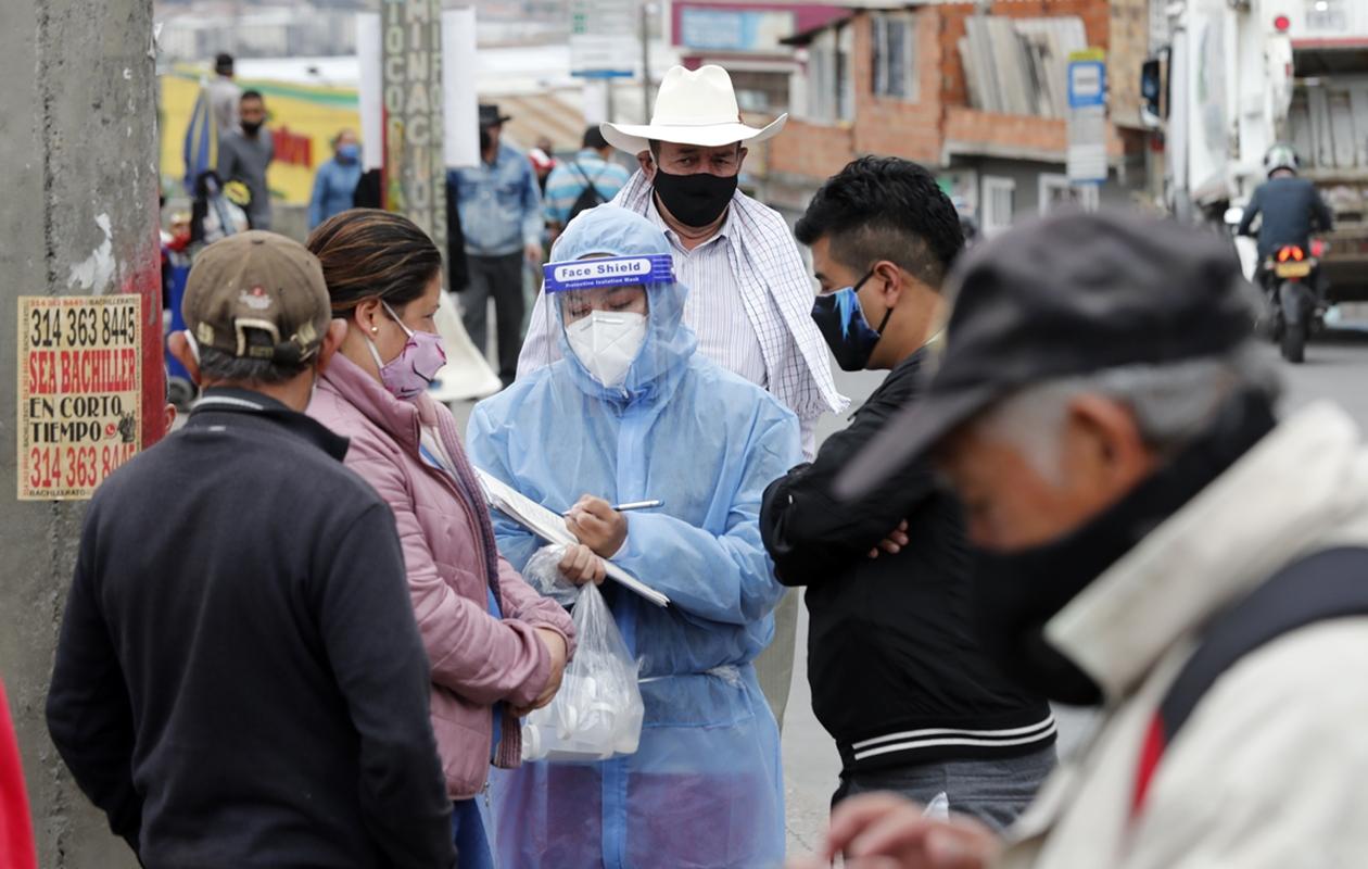 Nuevos casos de coronavirus en Colombia, hoy 29 de junio