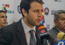 Elías Sayegh exigió la liberación de Javier Gorriño