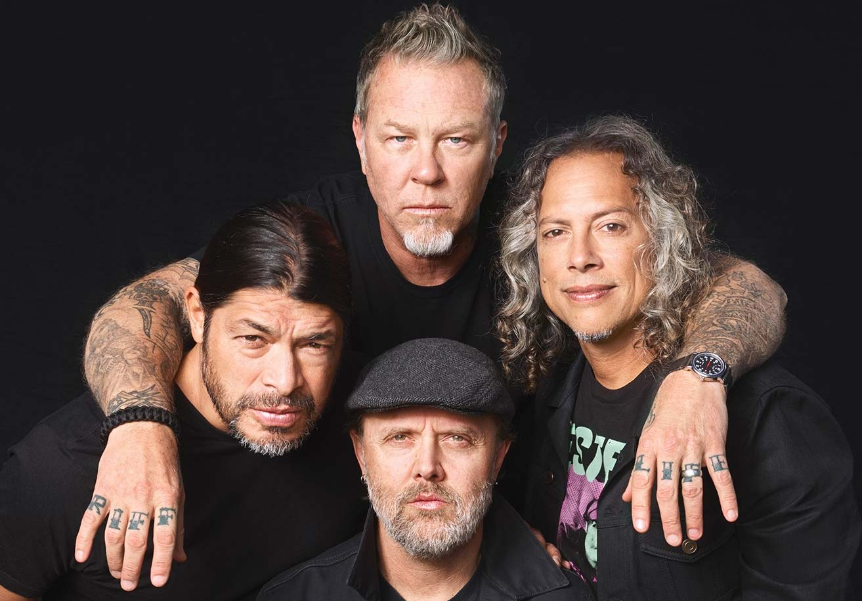El mundial de canciones de Metallica ya tiene ganador