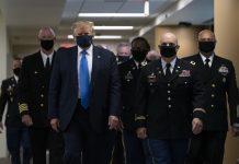Trump, Estados Unidos