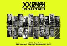 Premio Anual Tránsgenérico XX