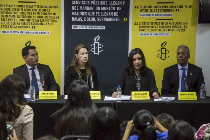 Amnistía Internacional alertó la crisis de derechos humanos ante el Consejo de Seguridad de Naciones Unidas