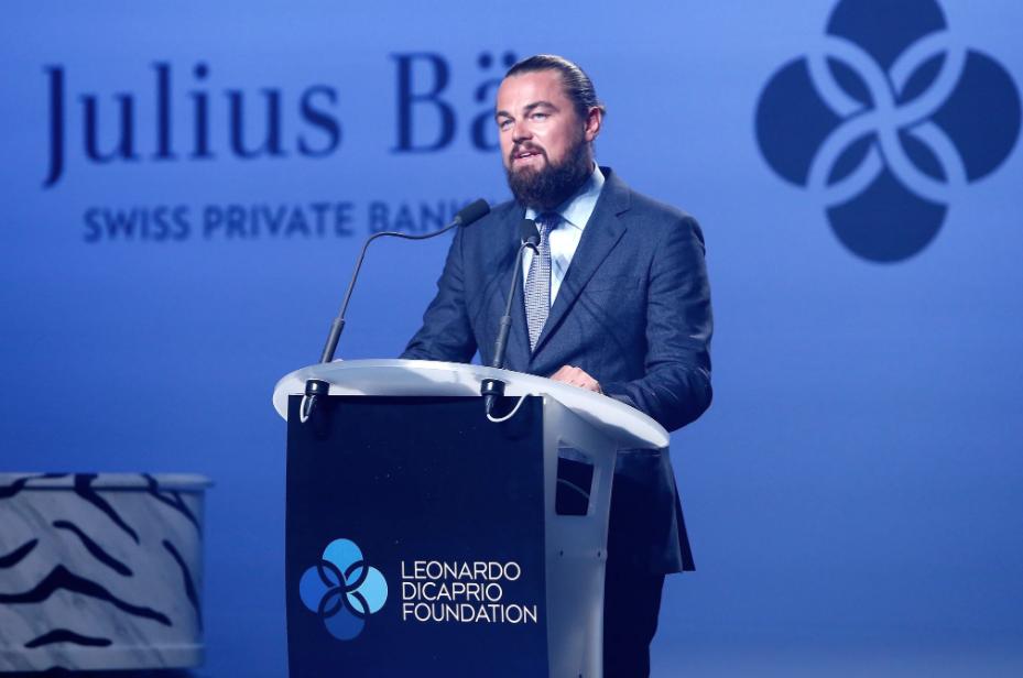 Leonardo DiCaprio expresó su preocupación por crisis del agua en Venezuela