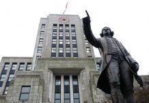 City Hall de Vancouver entonó el Gloria al Bravo Pueblo