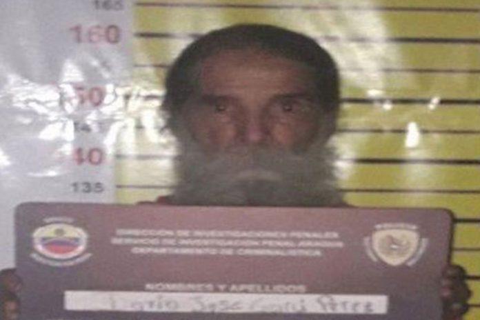 Darío José García Pérez lincharon aragua