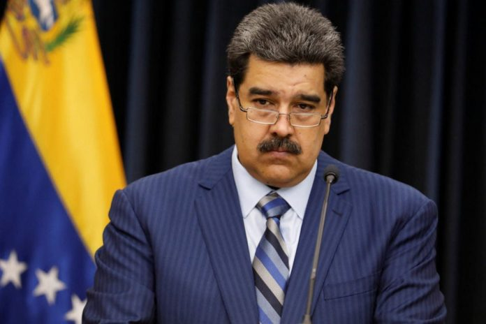 Maduro- Enrique Castells