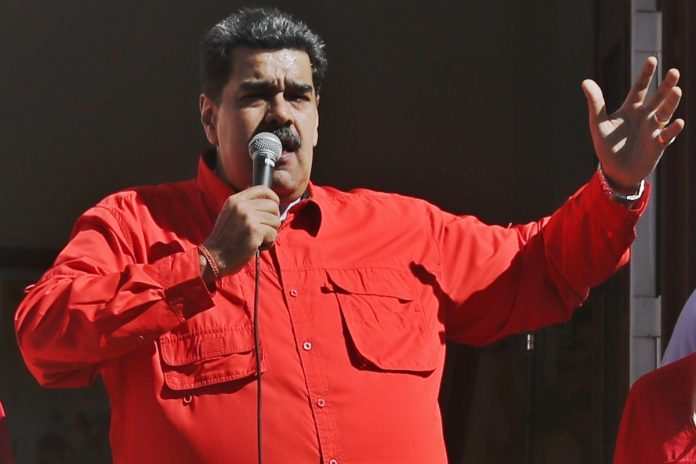 Nicolás Maduro Uruguay