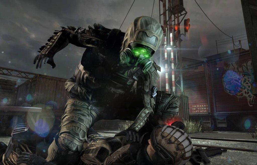 Netflix prepara una serie de anime de Splinter Cell