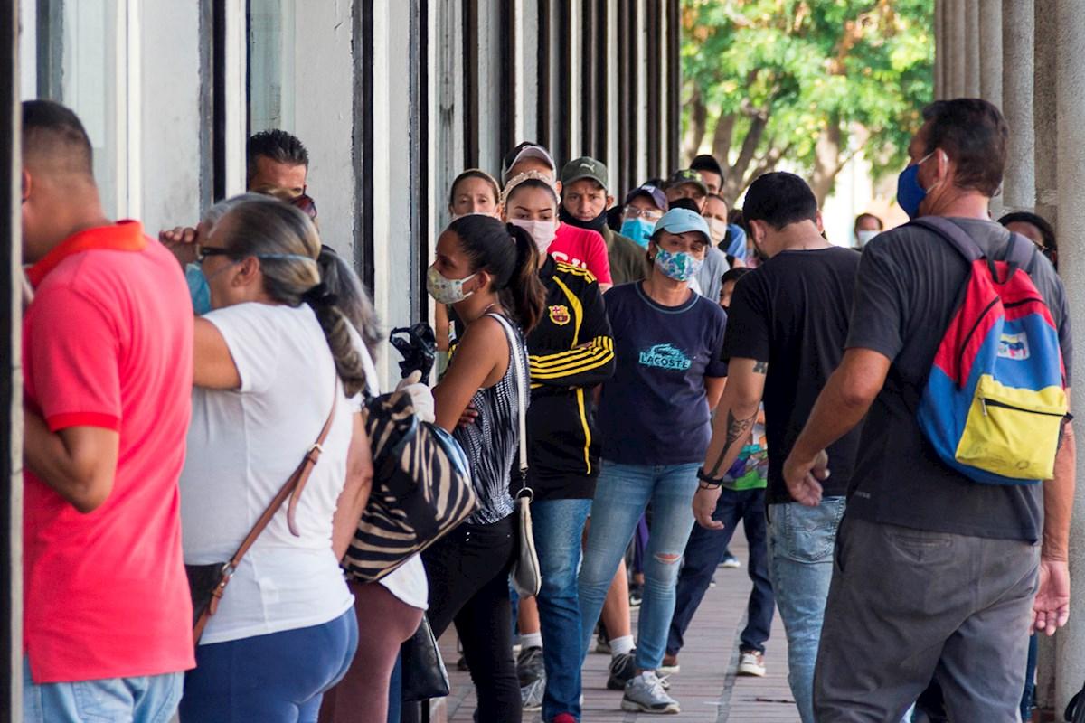 Venezuela reporta 643 nuevos casos comunitarios y 23 importados por COVID-19