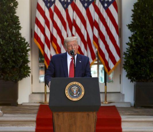 Donald Trump dio la orden de terminar con el status comercial preferencial de Hong Kong