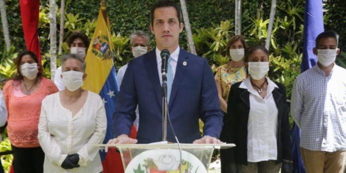 Guaidó Padrino López