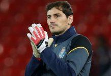 Oporto Iker Casillas