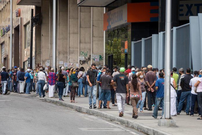 Bancos sector bancario Venezuela julio bancos en la semana de flexibilización