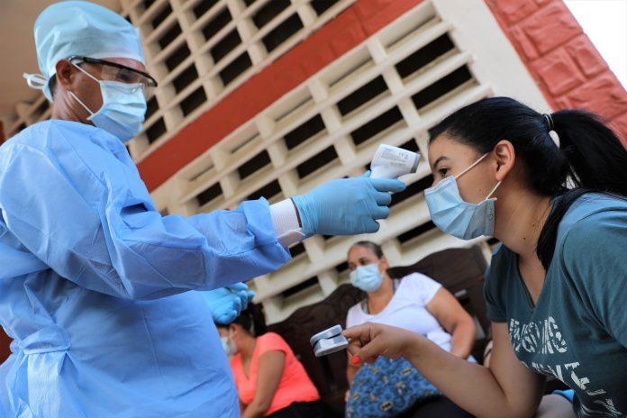 Régimen reportó 1.086 nuevos casos de covid-19 en las últimas 24 horas