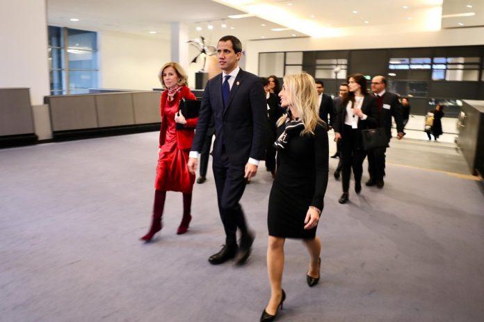 Dita Charanzová, vicepresidenta del Parlamento Europeo