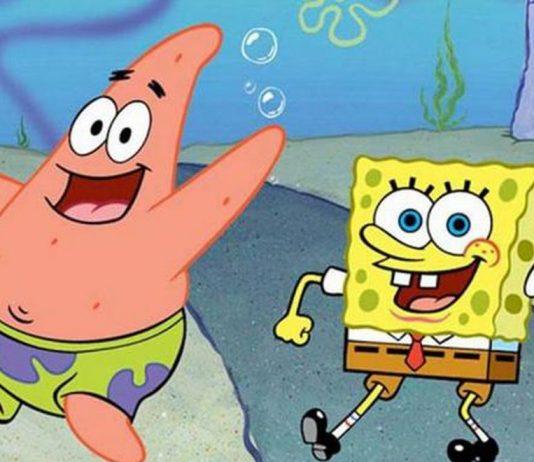 Patricio SpongeBob SquarePants
