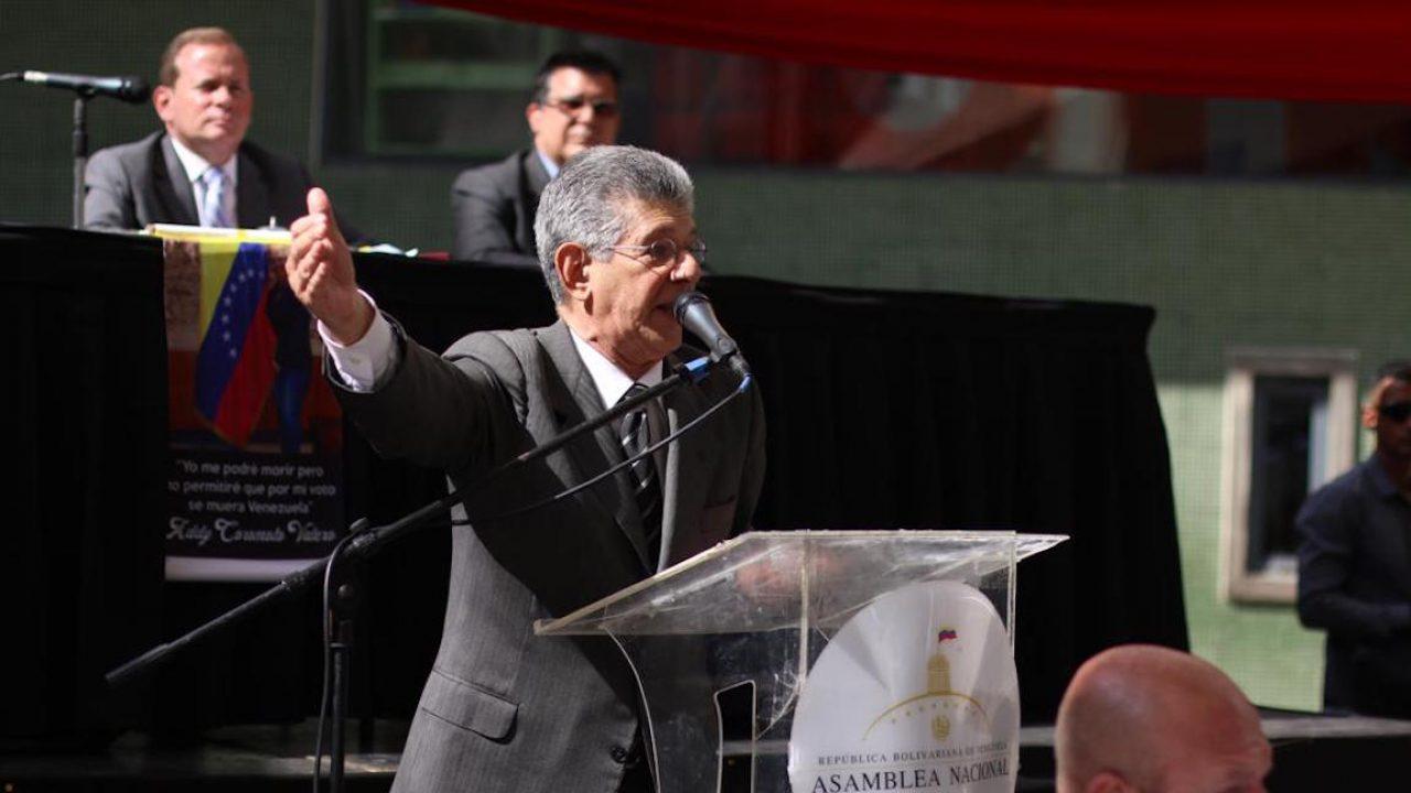 Ataques a AD demuestran que Bernabé Gutiérrez está aliado con Maduro — Prosperi