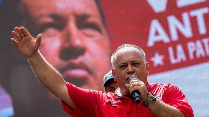 Diosdado Cabello anunció que se recuperó del coronavirus