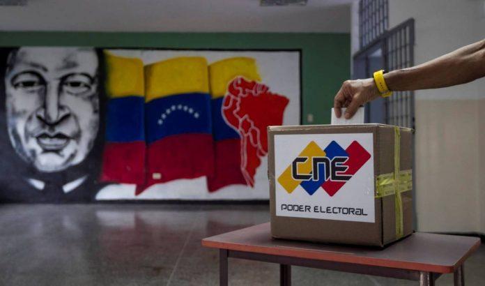 Elecciones parlamentarias