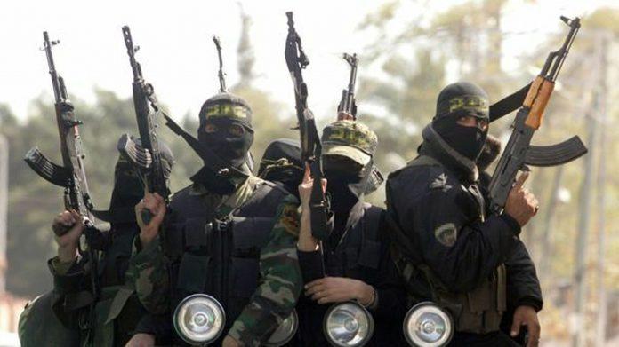 Irán grupo terrorista