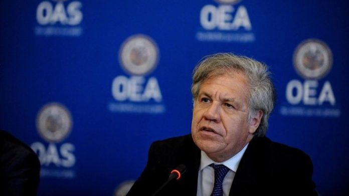 Almagro exigió al régimen informar sobre el estado de los presos políticos contagiados con covid-19