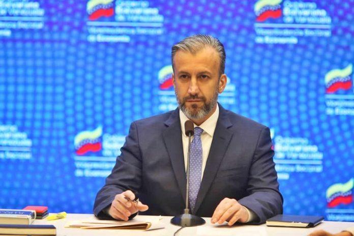 El Aissami explicó las medidas económicas ratificadas y anunciadas por Maduro para los microempresarios