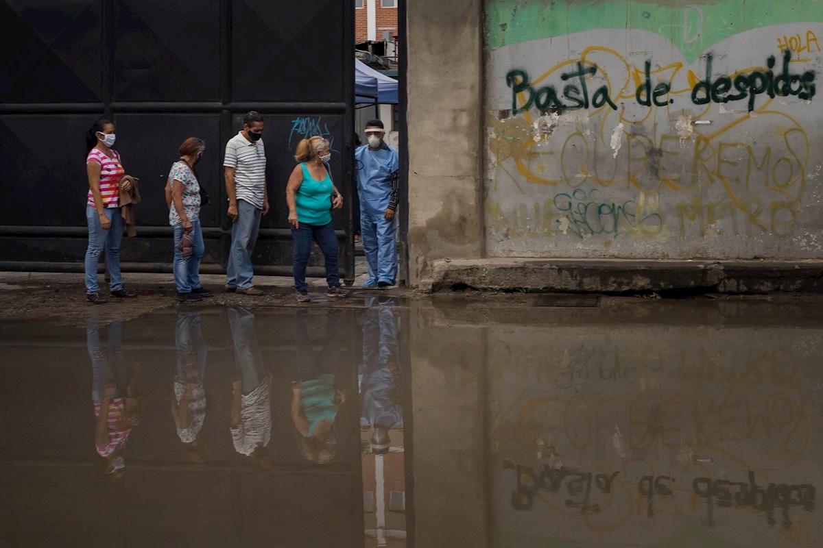 Nicolás Maduro anuncia semana de cuarentena radical en Venezuela