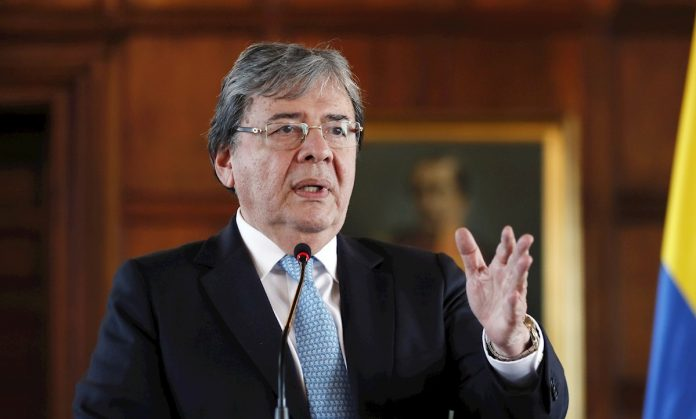 Carlos Holmes Trujillo ministro