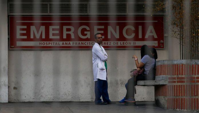 Trabajadores de la salud covid