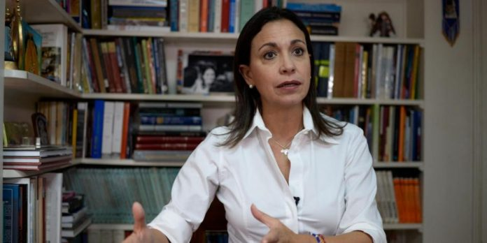 María Corina Machado-Machado-Capriles
