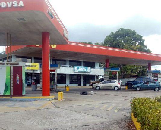 gasolina Monagas