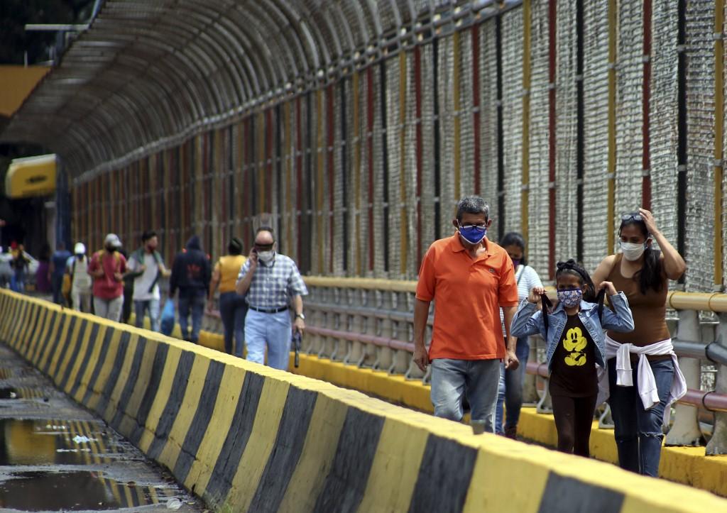 Venezuela, refugios, hambre