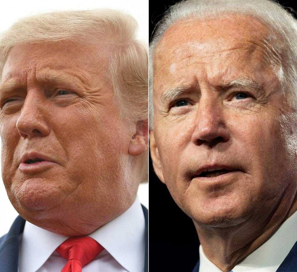 debate, Trump, Biden