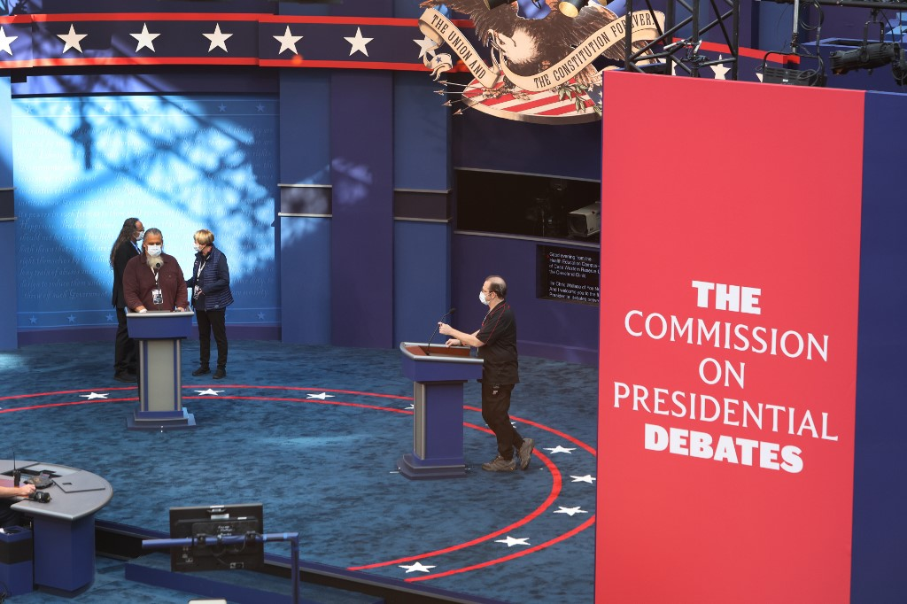Biden, Trump, debate