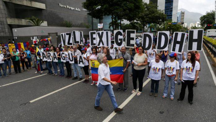 Denuncian 106 ataques a defensores de DD HH durante pandemia en Venezuela