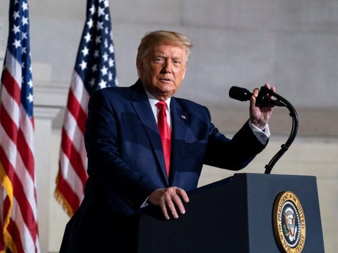 Trump redobla ataques al voto por correo y Twitter alerta de datos engañosos-Recomendaciones covid