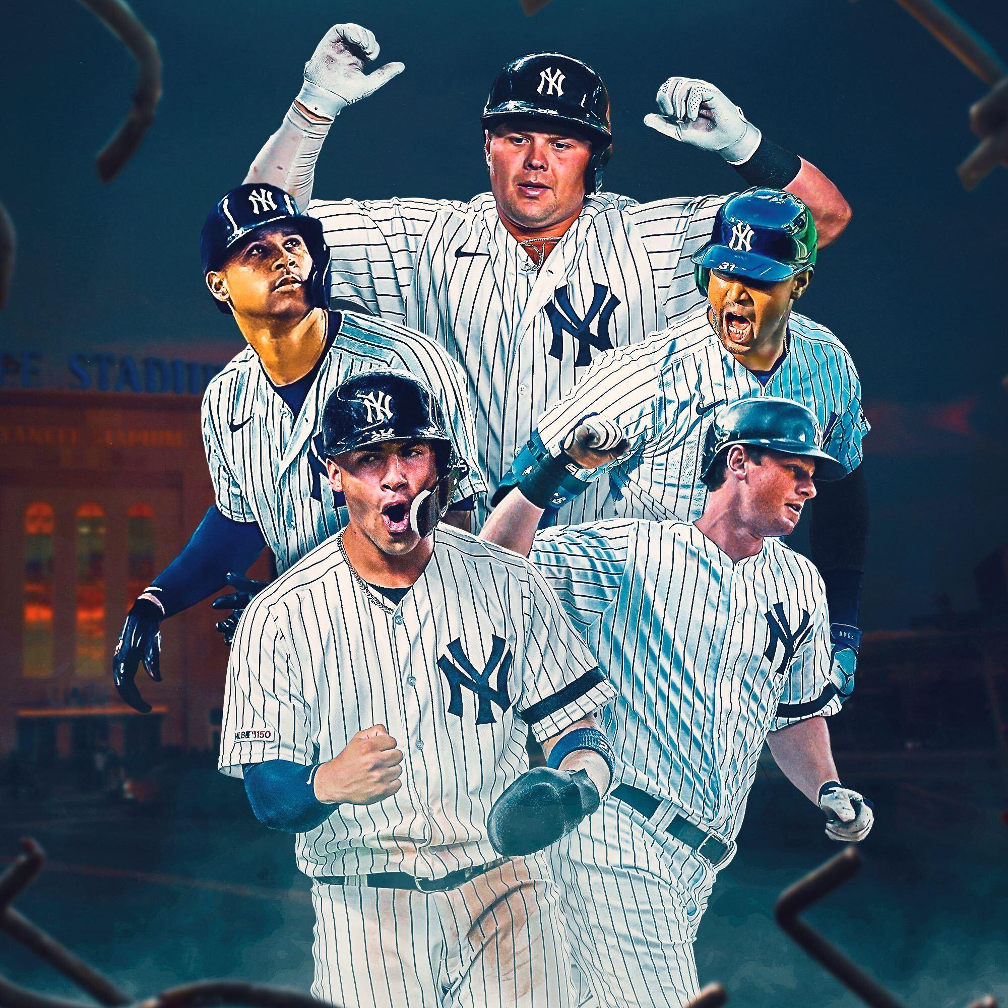 ¡Bombarderos del Bronx! Yankees impone marca de cinco jonrones en una entrada