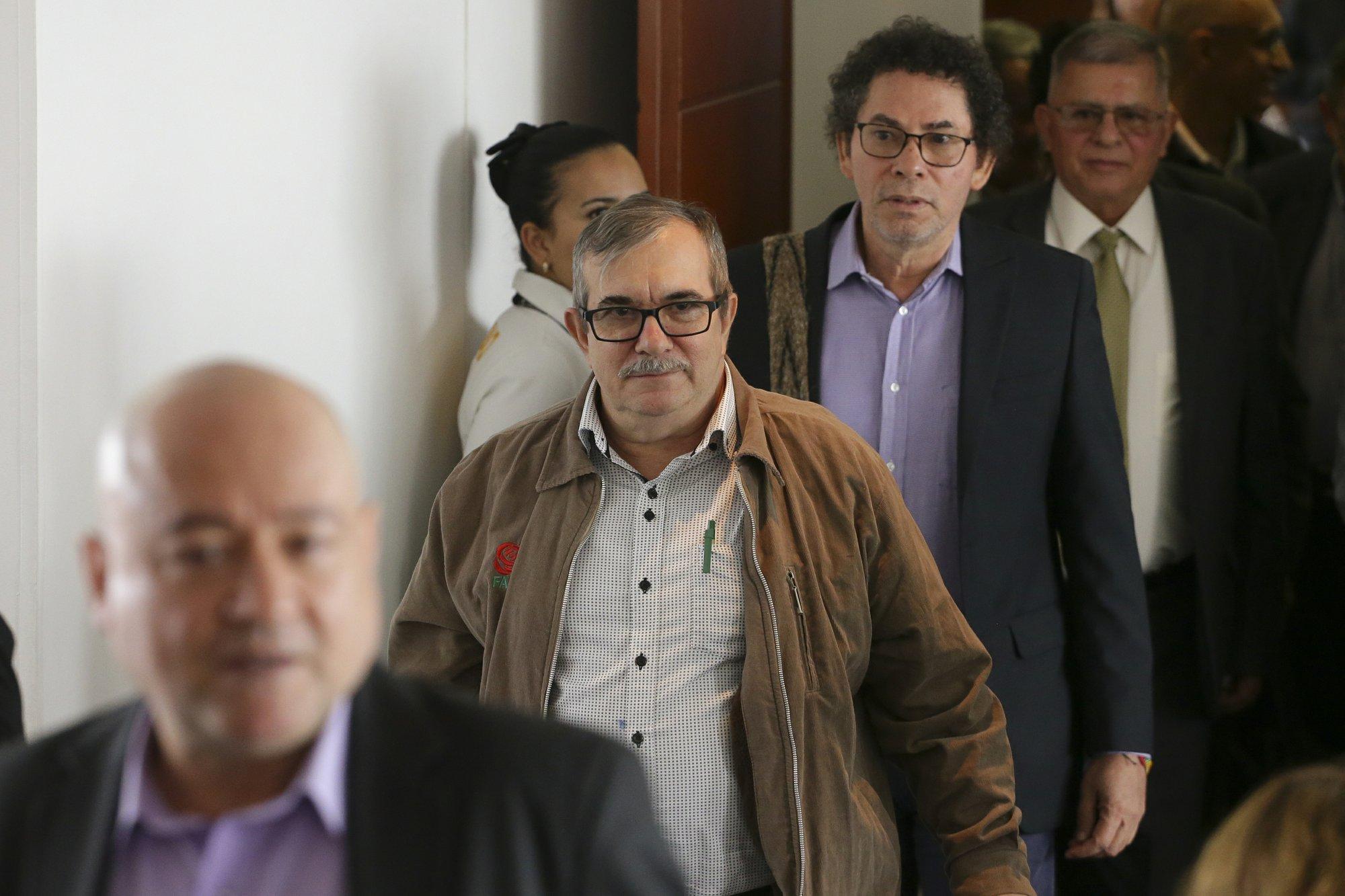 FARC pidió perdón a víctimas por secuestros que cometió la guerrilla