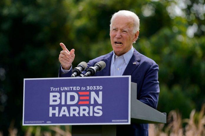 Joe Biden viajó a Florida en busca del voto latino, en la víspera de las presidenciales