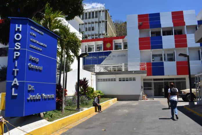 Hospital de Lídice, coronavirus