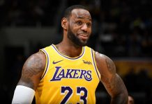 LeBron Lakers