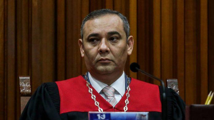 Maikel Moreno Coronavirus