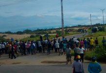 76 protestas se registraron este lunes ante el colapso de los servicios públicos en el país