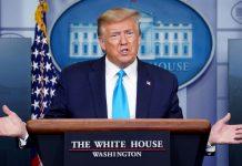 Trump: Tendremos un hemisferio libre, están pasando cosas