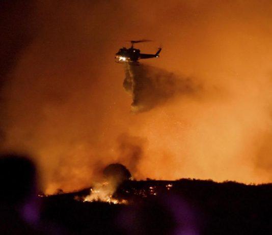 apagones incendios