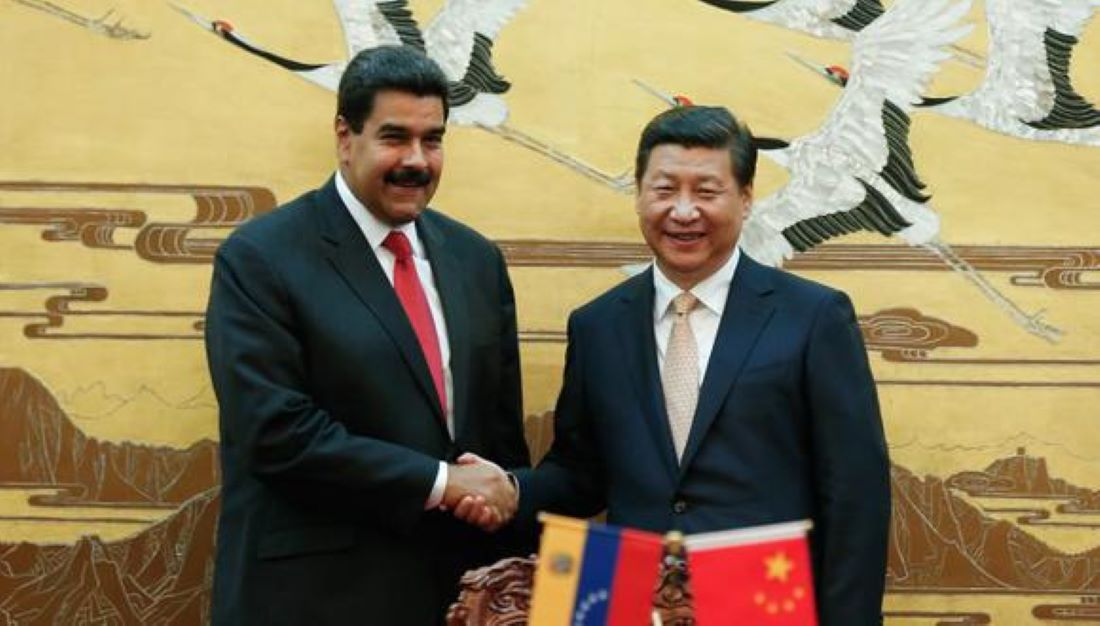 oposición, China, Maduro