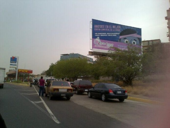 gasolina, Maracaibo