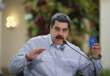 Maduro candidatos